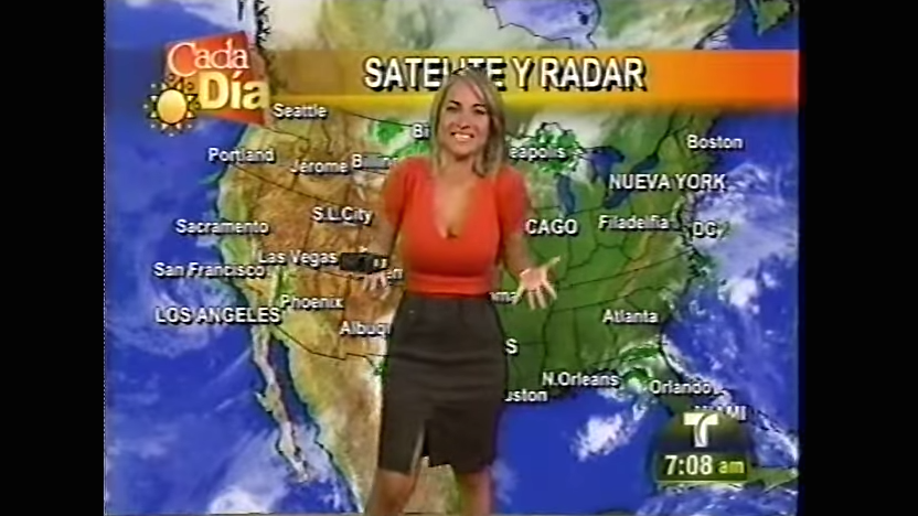 Mary Gamarra Weather